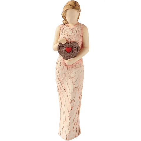More Than Words Heart of the Home Figurine